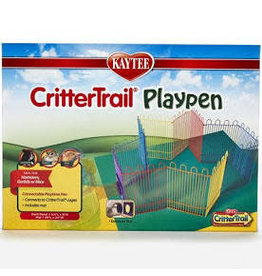 "KAYTEE PRODUCTS INC PLAYPEN W/MAT 9"" High x 24"" Wide"