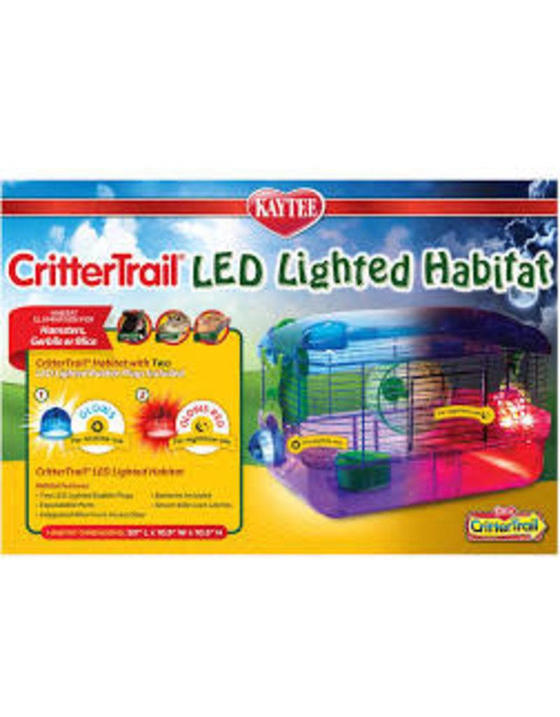 KAYTEE PRODUCTS INC CRITTERTRAIL LED LIGHT HABITAT