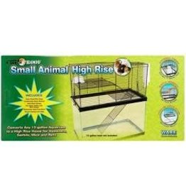 Ware Pet Products SMALL ANIMAL HIGHRISE for 10 gallon tank