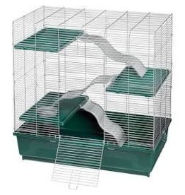 KAYTEE PRODUCTS INC KAYTEE MULTI-LEVEL EXOTIC CAGE 30x18x17""