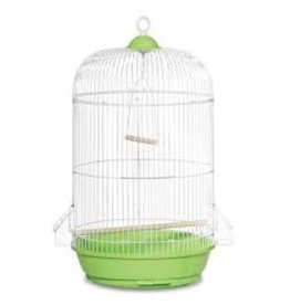 PREVUE PET PRODUCTS INC ROUND PARAKEET CAGE 13X13X23 AST.COLORS