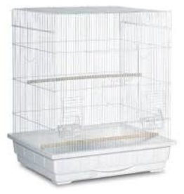 PREVUE PET PRODUCTS INC SQUARE ROOF KEET/TIEL CAGE