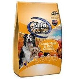 Nutrisource TUFP NTRSRC LMB/RC DOG 15#