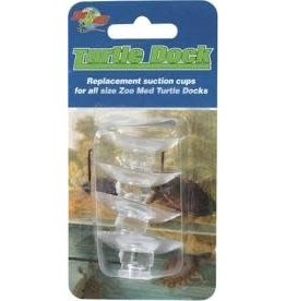 ZOO MED LABORATORIES INC TURTLE DOCK SUCTION CUPS 4PK
