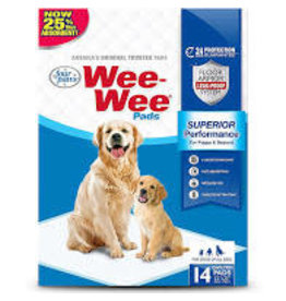 FOUR PAWS PET PRODUCTS WEE WEE PADS (14PK)