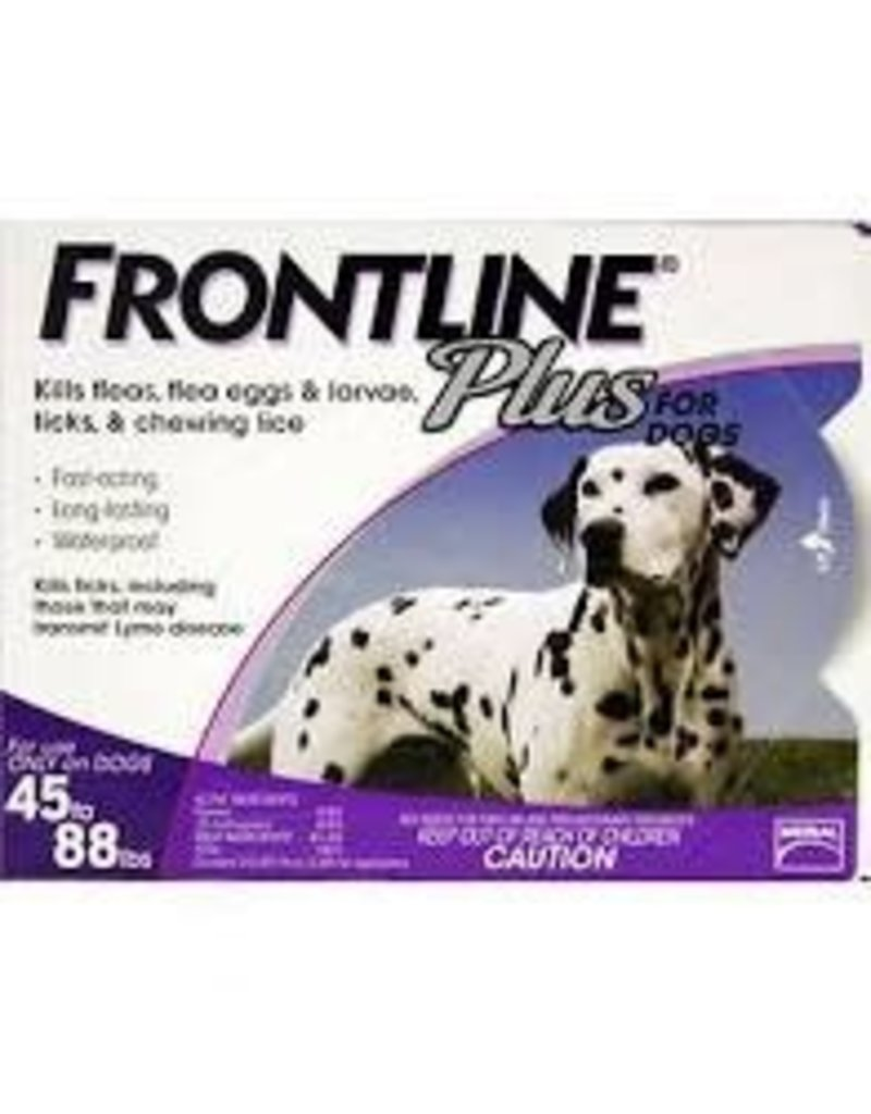 FRONTLINE FRONTLINE + PRPL DOG 45-88#