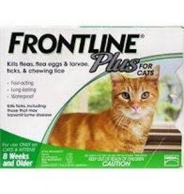 FRONTLINE FRONTLINE + GRN CAT 3PCK