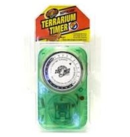 ZOO MED LABORATORIES INC REPTICARE TERRARIUM TIMER 48