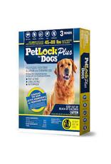 TRUE SCIENCE HOLDINGS LLC PETLOCK+ Flea/Tick LG DOG 3 month
