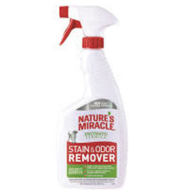 NATURE'S MIRACLE NM STAIN AND ODOR REMOVER 24OZ