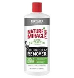 NATURE'S MIRACLE NM Skunk Odor Remover 32z