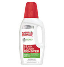 NATURE'S MIRACLE NM STAIN & ODOR REMOVER 32OZ