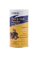 ZODIAC DOG/CAT FLEA/TICK POWDER 6Z