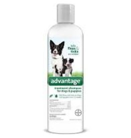 BAYER HEALTHCARE LLC Advantg Shampoo Dog Pup 12oz