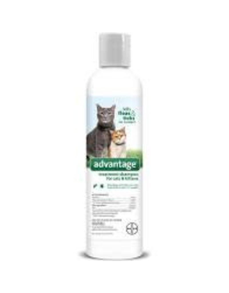 BAYER HEALTHCARE ADVANTAGE Shampoo Cat Kit 8oz