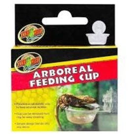 ZOO MED LABORATORIES INC ARBOREAL FEEDING CUP