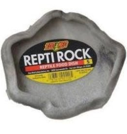 ZOO MED LABORATORIES INC REPTI ROCK FOOD DISH SM