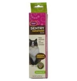 SERGEANT'S PET CARE PRODUCTS SENTRY HAIRBALL RELIEF 2OZ.