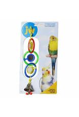 JW BIRD ACTIVITOYS TRIPLE MIRROR