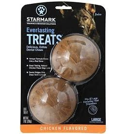 STARMARK PET PRODUCTS EVERLASTING TREAT LARGE CHICKEN
