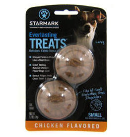 STARMARK PET PRODUCTS EVERLASTING TREAT SMALL CHICKEN