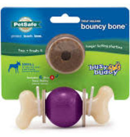 PETSAFE BUSY BUDDY BOUNCY BONE SM (TEACUP BREEDS)