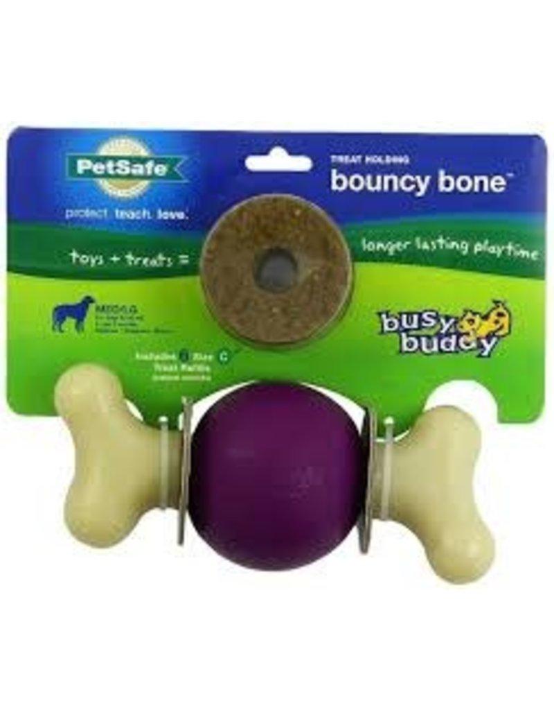 PETSAFE BUSY BUDDY BOUNCY BONE MD/LG