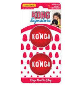 KONG COMPANY SIGNATURE BALLS 2PK SM
