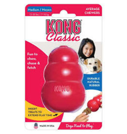 KONG COMPANY KONG CLASSIC MD RED
