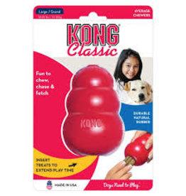 KONG COMPANY KONG CLASSIC LG RED