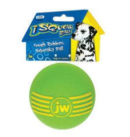 JW - DOG/CAT ISQUEAK BALL - LARGE