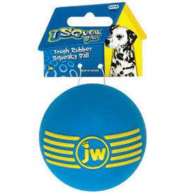JW - DOG/CAT ISQUEAK BALL - MEDIUM