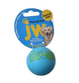 JW - DOG/CAT DOG ISQUEAK BALL SML