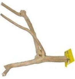 A&E CAGE CO A&E Java Wood Branch