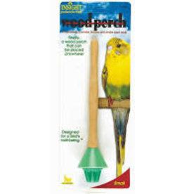 INSIGHT INSIGHT WOOD PERCH SM AST.COLOR