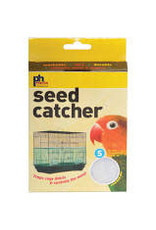 PREVUE PET PRODUCTS INC SMALL SEED CATCHER BLACK & WHITE