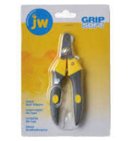 JW GRIP SOFT-MED DELUXE NAIL CLIPPER