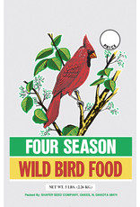 SHAFER SEED COMPANY Shafer Wild Bird Seed Mix 5#
