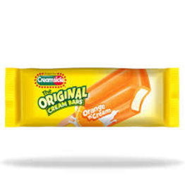 POPSICLE Orange Cream Ice Cream Bar