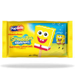 POPSICLE Spongebob Ice Cream Bar
