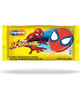 POPSICLE Spiderman Ice Cream Bar