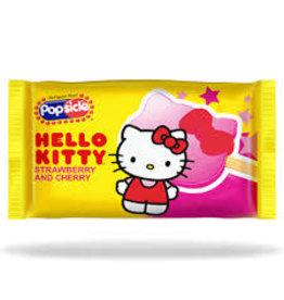 POPSICLE Hello Kitty Ice Cream Bar