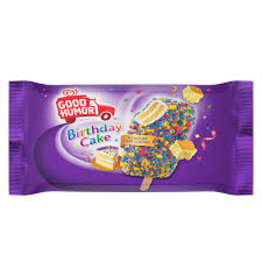 GOOD HUMOR Birthday Cake Ice Cream Bar