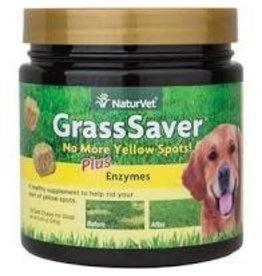 NATURVET NaturVet 120 ct Soft Chews GrassSaver Jar EA