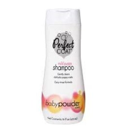 PERFECT COAT PC PUPPY MILD SHAMPOO BABY POWDER SCENT