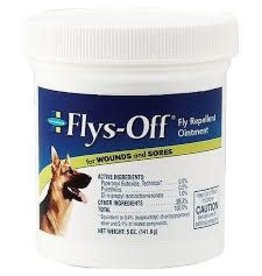 FARNAM PET FLYS-OFF OINTMENT 5 OZ