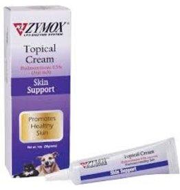 ZYMOX Zymox 1 oz Tube Topical Cream w/.5% Hydrocortisone EA