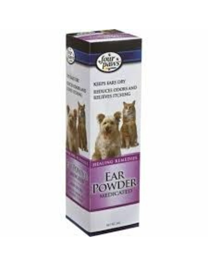 FOUR PAWS PET PRODUCTS EAR POWDER 24 GRAM