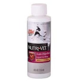 NUTRI-VET NUTRI ANTI-DIARRHEA LIQUID 4Z