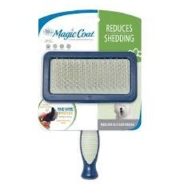 FOUR PAWS PET PRODUCTS MED. MC SLICKER BRUSH